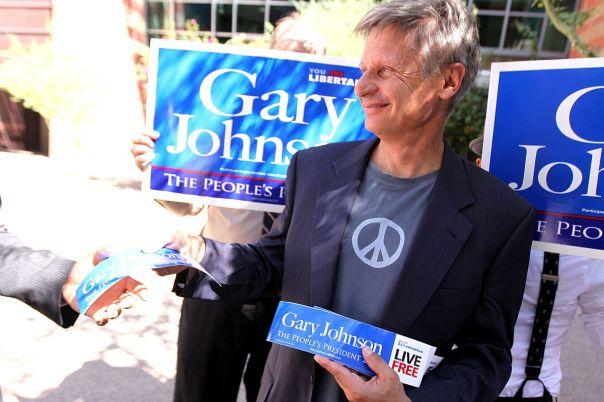 Gary Johnson—June 20, 2012